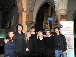 Chiaroscuro Quartet concert