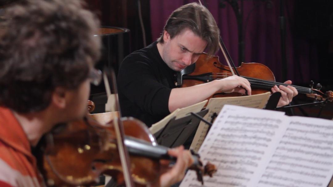 Rehearsing Fibich and Schumann