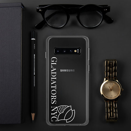 Gladiators NYC Samsung Case w/logo