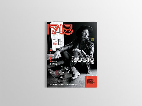 The Music Issue - Digital Issue