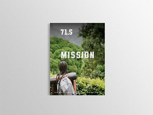 The Mission Issue - Digital Edition