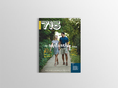 The Relationship Issue - Digital Issue