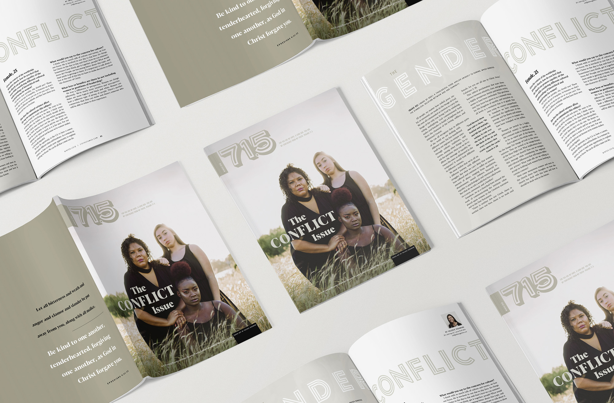 71.5 Christian Magazine