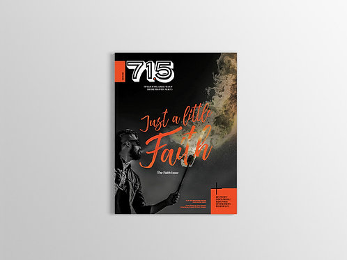 The Faith Issue - Digital Issue