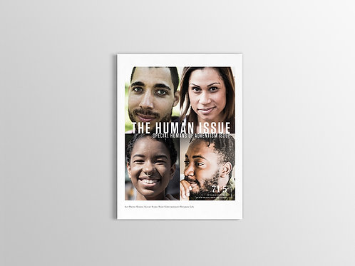 The Human Issue - Hard Copy