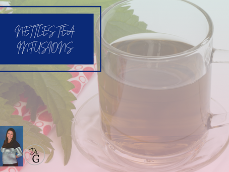 Nettles Tea Infusion