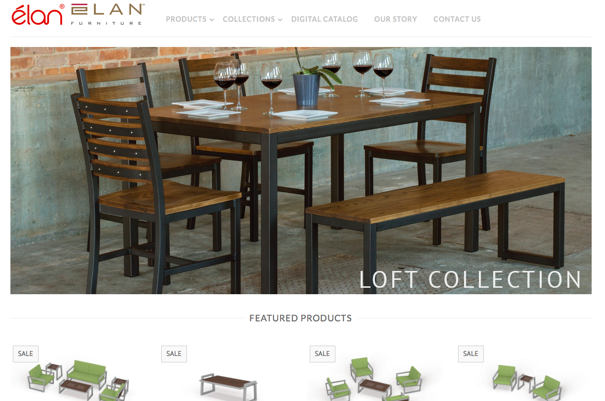 Elan Furniture