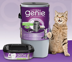 Litter Genie's Real Catlives Videos