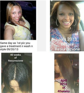 What Is effective for hair breakage ?