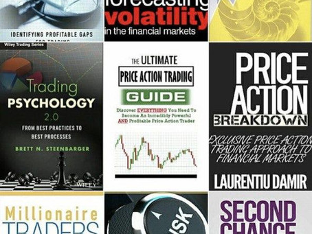 TOP 10 BOOKS FOR STOCK MARKET (TRADING)