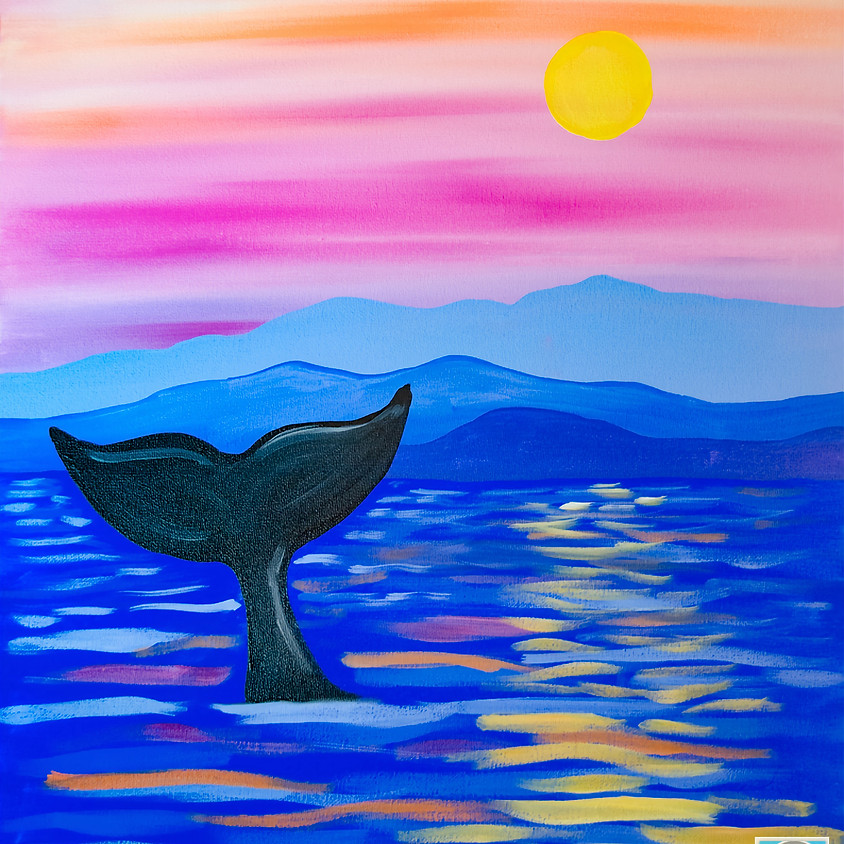 $30- Whale Tail