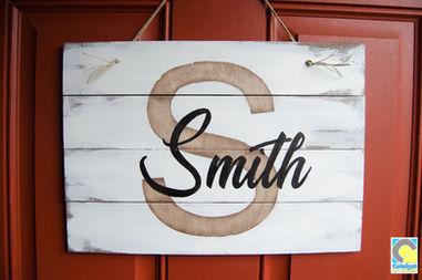 Large Letter Name
