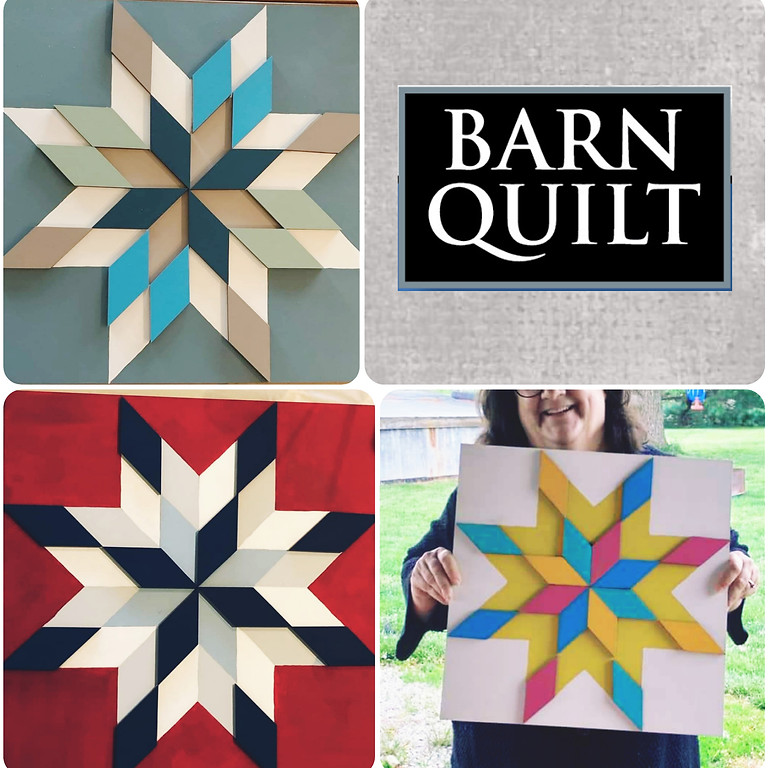 Wooden Barn Quilt