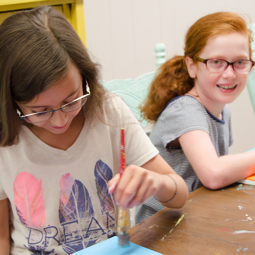 After School Art Class- February Ages 8-13