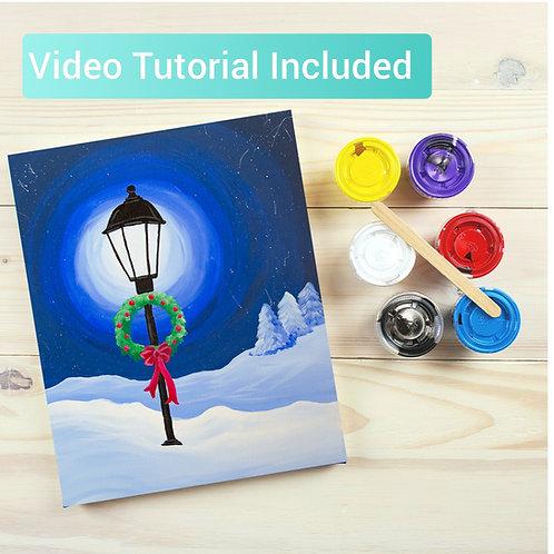 Lamp Post Paint Kit