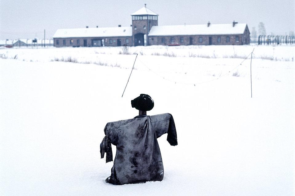 Scarecrow, Oświęcim, Auschwitz, Birkenau