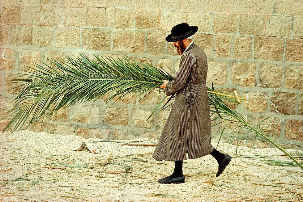 Sukkot, Feast of Tabernacles, Mea Shearim, Jerusalem, Israel