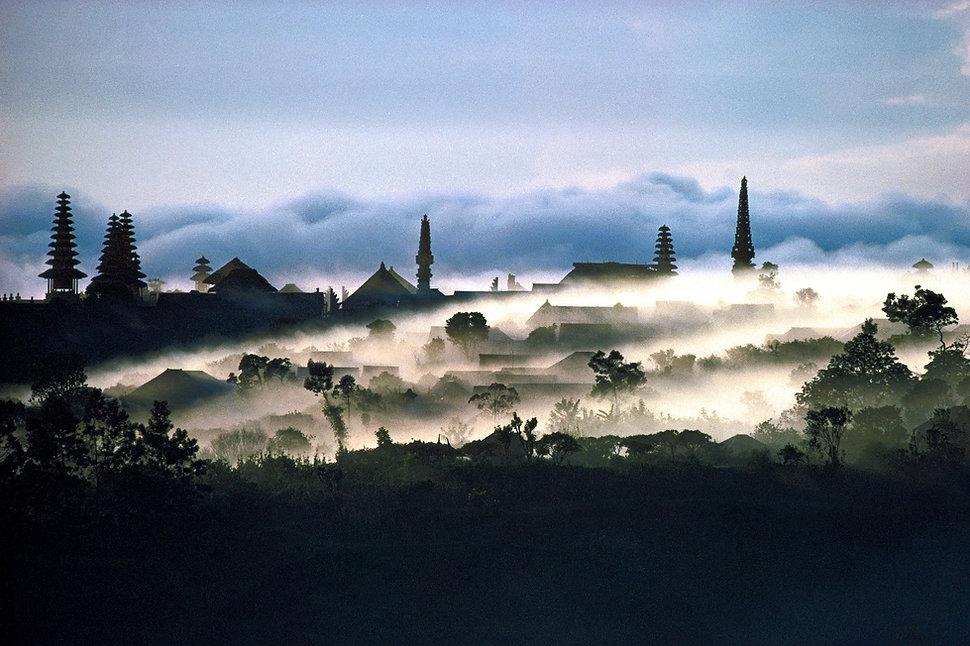 Ulun Danu Batu Temple, Kintamani, Bali