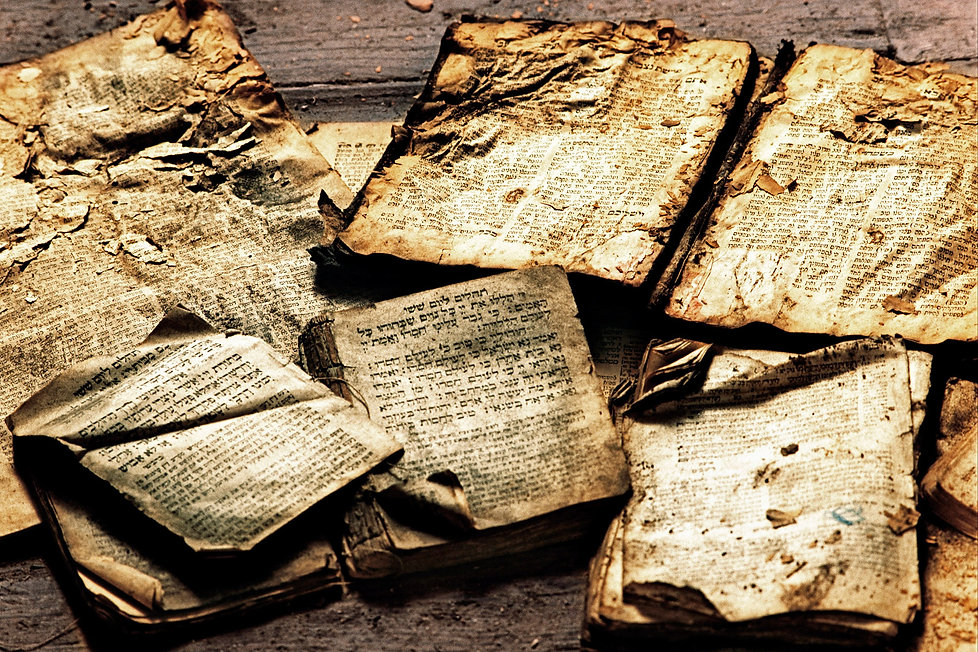 Prayer Books,Siddurim, Tehillim, Oświęcim, Auschwitz
