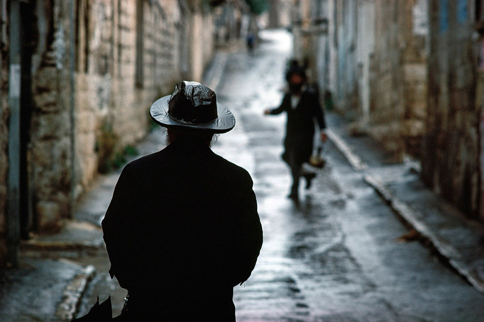The Penitent, Mea Shearim, Jerusalem, Israel