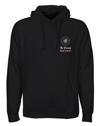 The Female Hustle Collective X American Apparel Hoodie