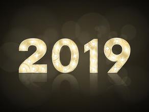 Yo 2019, I'm Ready!