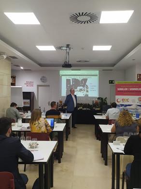 La Escuela Española de Cata concederá dos becas de rebaja arancelaria en sus próximos cursos