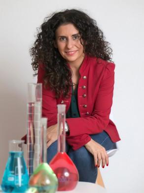 Entrevista a Elvira Zaldívar SantamaríaLos vinos ecológicos se posicionan por su calidad como vinos