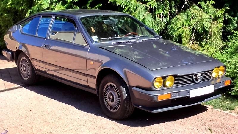 Alfa GTV 2.0 1983