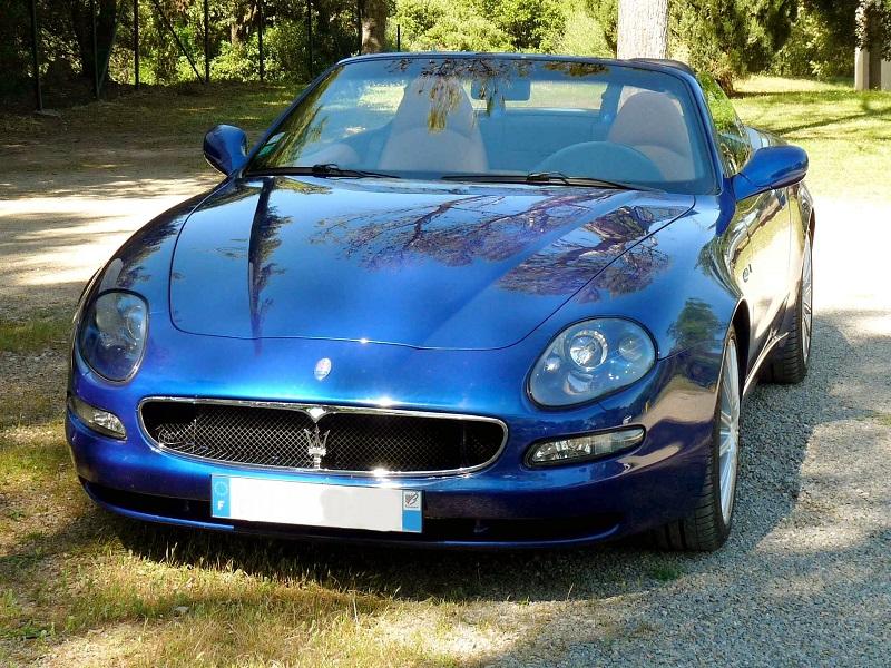 Maserati 4200 Spyder 2002