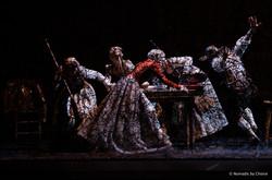 _Don Quixote_ performed by Staatsballett