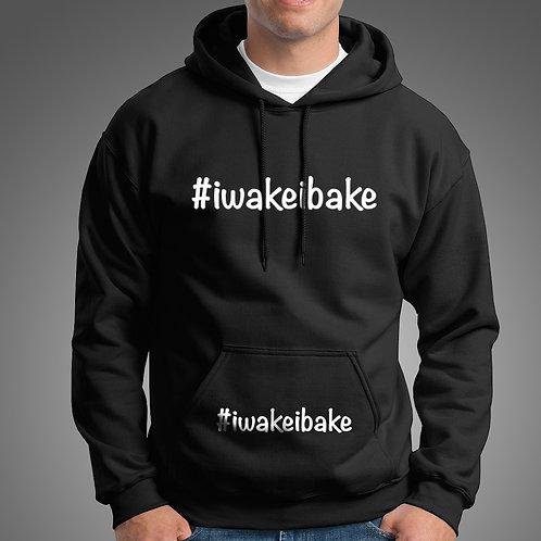 #iwakeibake O one Hoodie