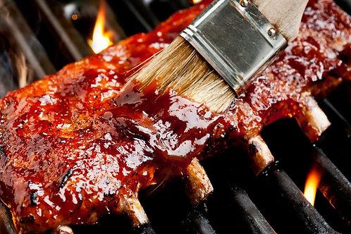 JERK SMOKED BBQ RIBS
