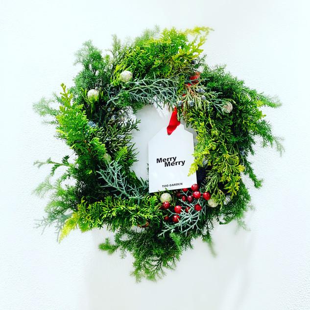 リース クリスマスリース