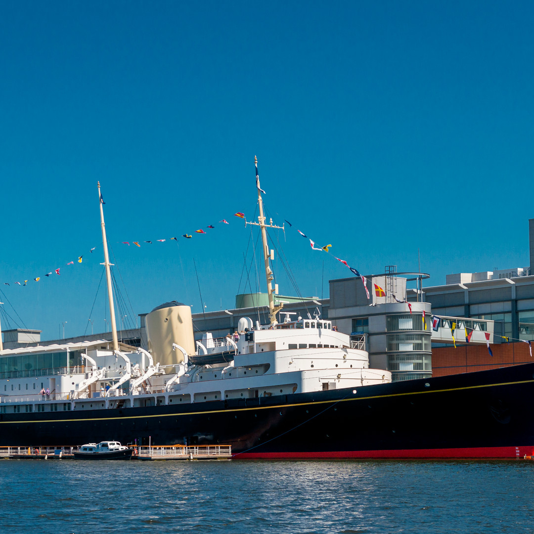 © The Royal Yacht Britannia