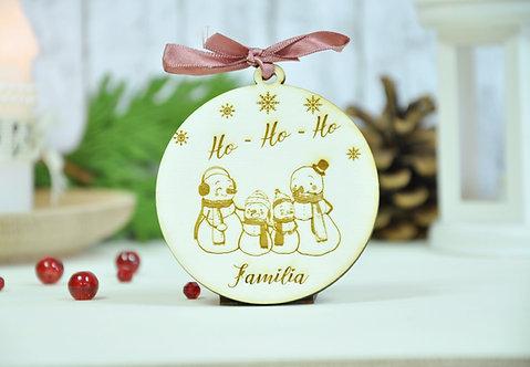 Glob personalizat Family