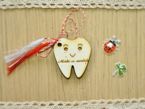 Mărțișor dentist