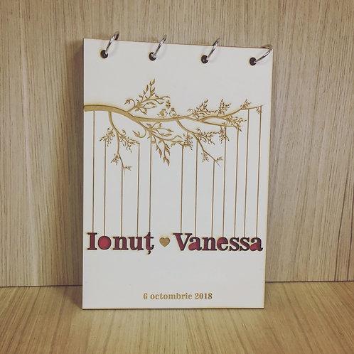 Album/Guestbook tree