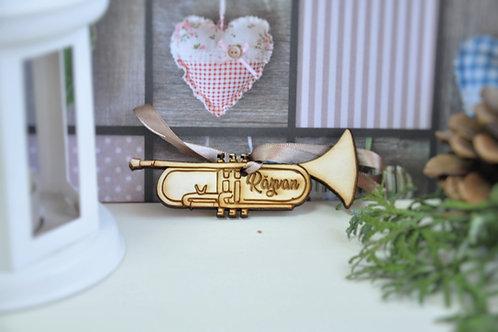 Glob personalizat - Trompetă