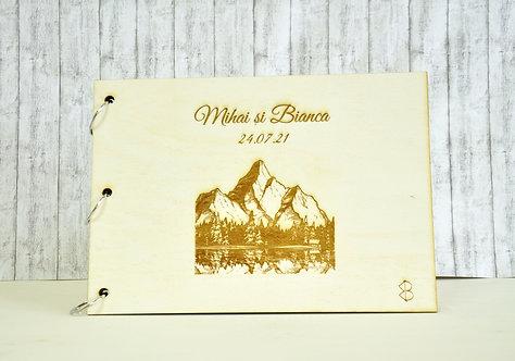 Album/Guestbook - munte