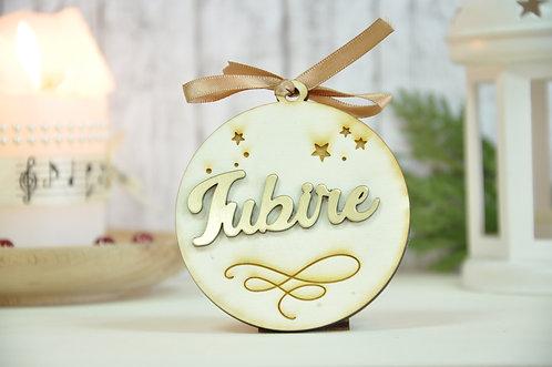 Glob personalizat auriu -Iubire