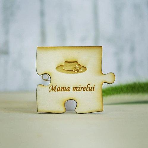 Cocarde puzzle