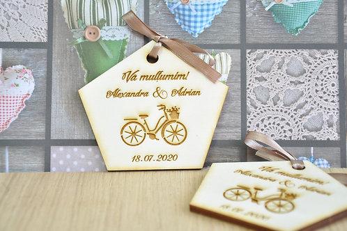 Mărturii bicicletă