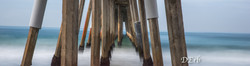 Views from under the pier