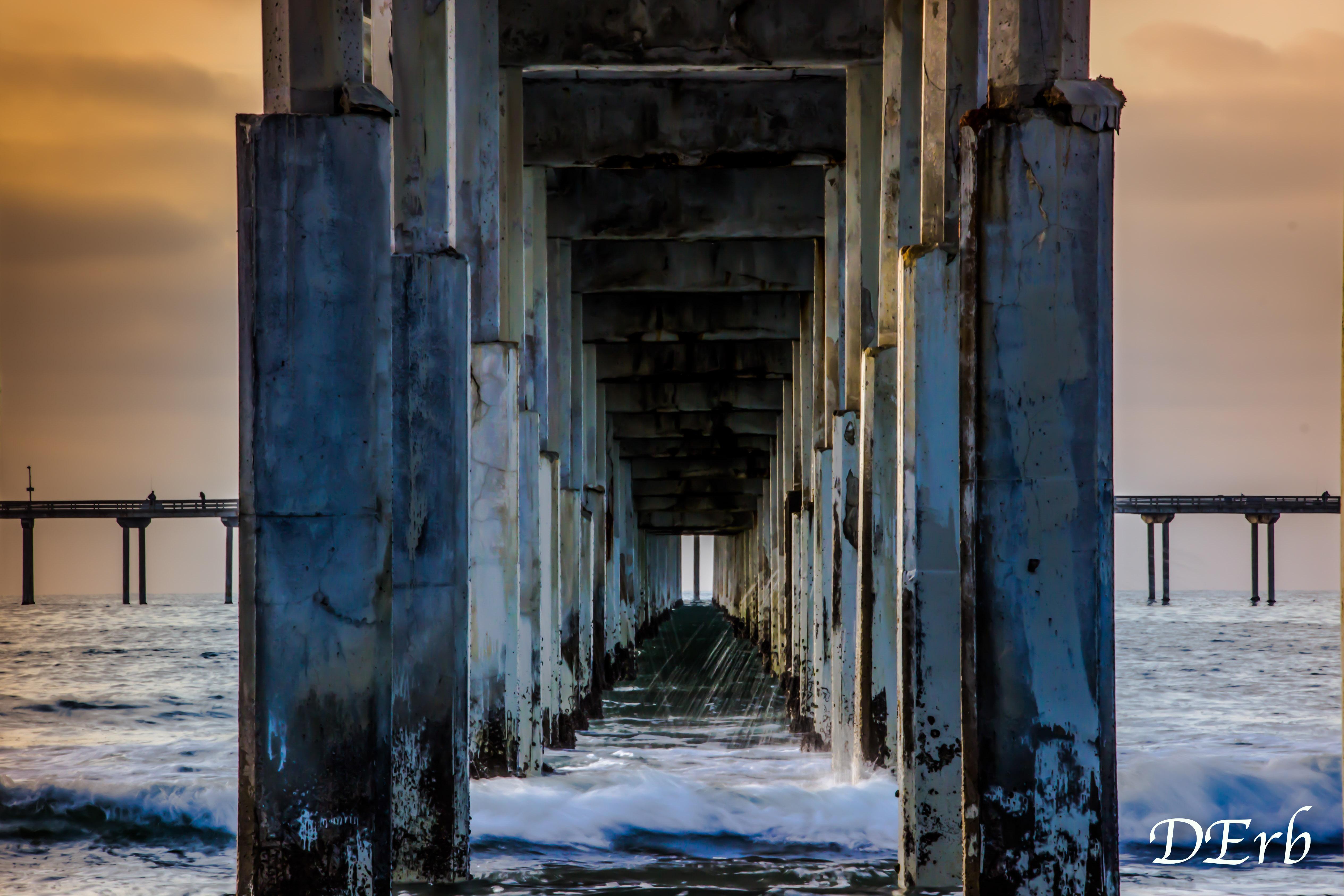 Southern California Pier