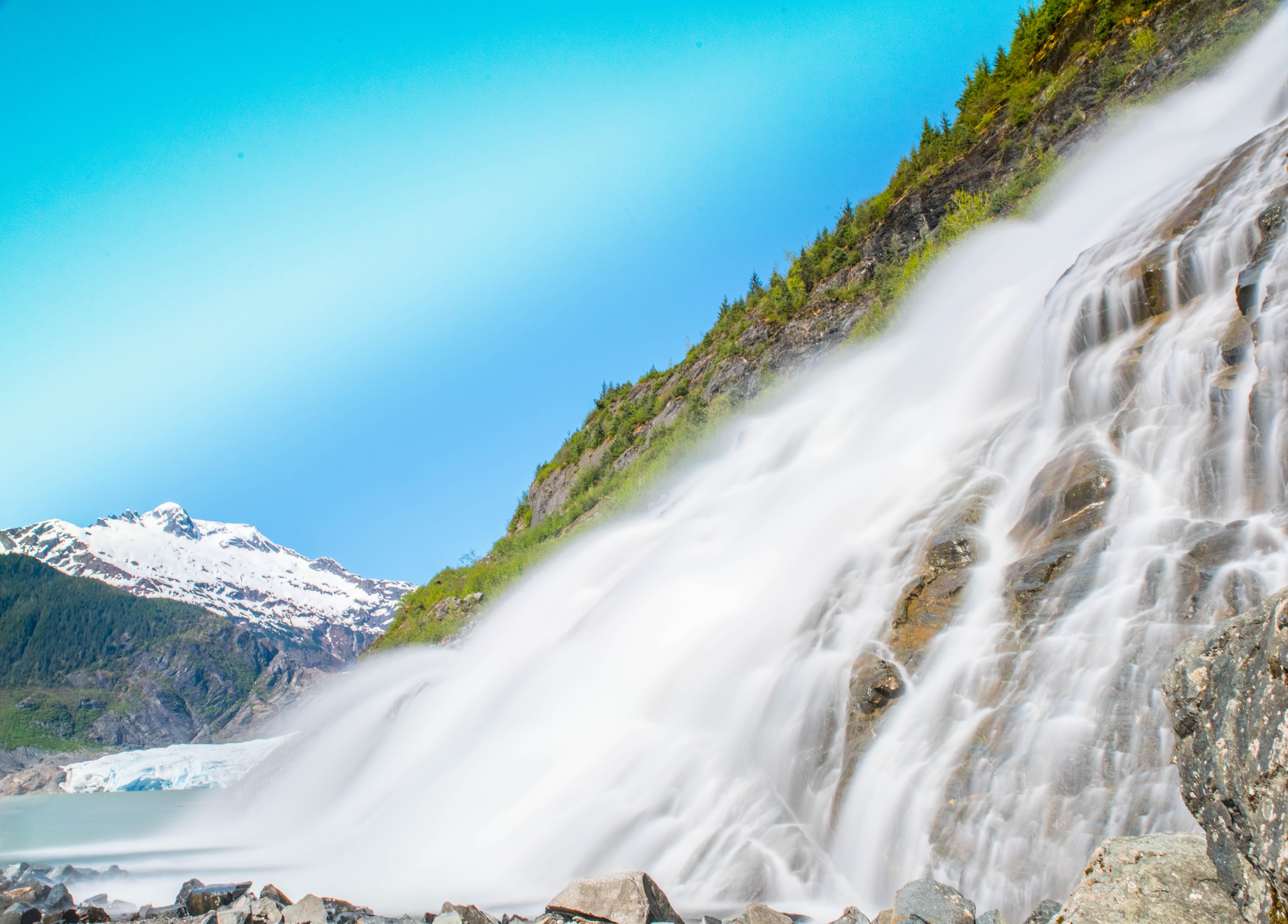 Glacier Fall