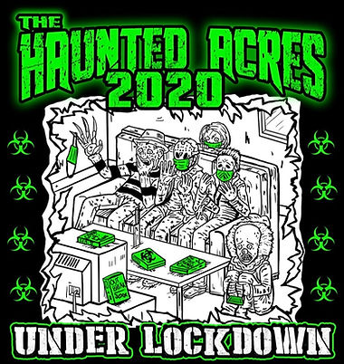 Under Lockdown T-shirt without Freight C