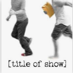 A Way Back To Then - (title of show)