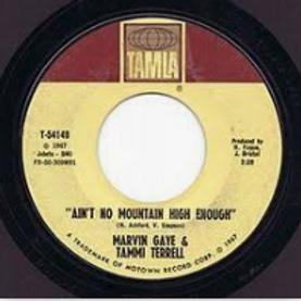 Ain't No Mountain High Enough - Diana Ross