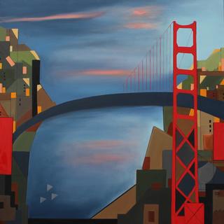 San Francisco Golden Gate #2, 2015